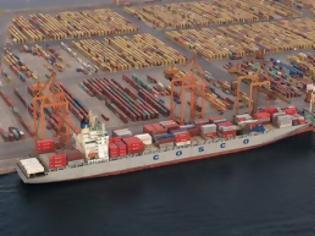 Φωτογραφία για ΟΛΠ και «Ελευθέριος Βενιζέλος» στόχοι Κινέζων επενδυτών