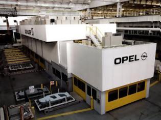 Φωτογραφία για Λουκέτο της Opel στο Μπόχουμ