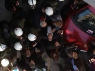 Φωτογραφία για Επεισόδια έξω από τα γραφεία Δικηγορικού Συλλόγου Θεσσαλονίκης