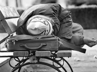 Φωτογραφία για Άστεγοι Πατρινοί - πρώην επαγγελματίες - Eίμαστε άνθρωποι, όχι σωρός από κουβέρτες