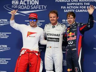 Φωτογραφία για Ο Ν. Rosberg κατεκτησε την 2η pole position της καριερας του