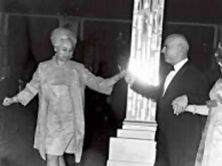 Φωτογραφία για Το κιτς των δικτατόρων...της 21ης Απριλίου 1967...!!!