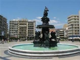Φωτογραφία για Πάτρα: Tην Πέμπτη το γύρισμα του ΟΠΑΠ με φόντο τα συντριβάνια της πλατείας Γεωργίου