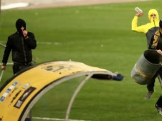 """Φωτογραφία για Η """"τραγωδία"""" ολοκληρώθηκε στο Περιστέρι – Υποβιβάστηκε η AEK"""