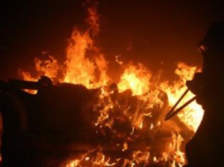 Φωτογραφία για Θέλησε να ζεσταθεί και είδε το σπίτι της να καταστρέφεται