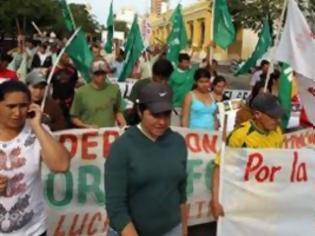 Φωτογραφία για Απετράπη πολιτική δολοφονία στην Παραγουάη