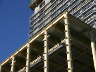Φωτογραφία για Πτώση 0,8% στις τιμές κατηγοριών έργων κατασκευής νέων κατοικιών