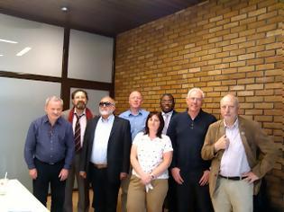 Φωτογραφία για Συνάντηση του Π. Κουρουμπλή με Βουλευτές του Εργατικού Κόμματος και Βρετανούς συνδικαλιστές