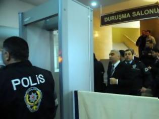 Φωτογραφία για Με ένταση ξεκίνησε η δίκη για το τουρκικό δίκτυο κατασκοπείας