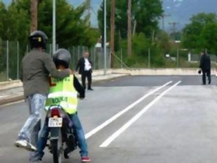Φωτογραφία για H έλλειψη πίστας «φρενάρει» τα διπλώματα μοτοσυκλέτας στο Ηράκλειο