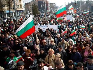 Φωτογραφία για Βουλγαρία: Aυτοπυρπολούνται σε ένδειξη διαμαρτυρίας - Άλλος ένας νεκρός