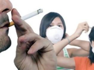 Φωτογραφία για Υγεία: Μορφή «βίας» το παθητικό κάπνισμα