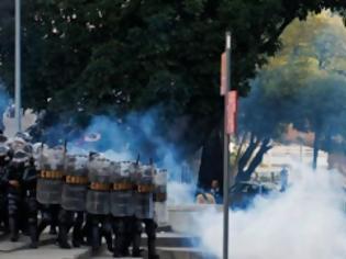 Φωτογραφία για Επεισοδίων συνέχεια στη Βραζιλία