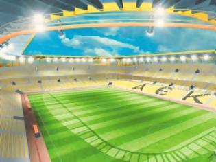 Φωτογραφία για Ο Σγουρός θα δώσει 20 εκ.ευρώ της Περιφέρειας για το γήπεδο του Δ.Μελισσανίδη