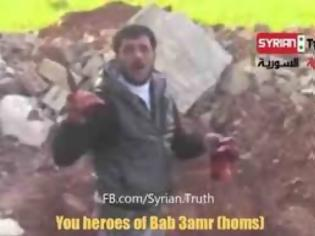 Φωτογραφία για Θα τρελάνουν τον κόσμο οι μουσουλμάνοι και οι ...φίλοι τους! Προκάλεσαν 100 χιλιάδες θανάτους και ζητούν να εξοπλίσουν τις συμμορίες στη Συρία, για την ειρήνη!!!