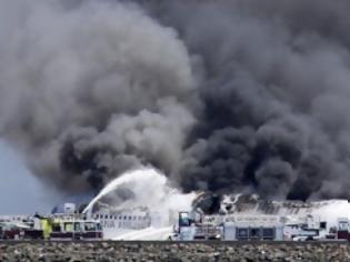 Φωτογραφία για Τραγωδία: Δύο oι νεκροί και 182 οι τραυματίες από τη συντριβή Boeing στο αεροδρόμιο του Σαν Φρανσίσκο