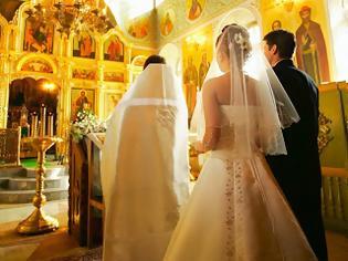 Επιχειρηματική «κίνηση» από το δεσπότη Τρικάλων. Η εκκλησία σε τιμωρεί αν ο γάμος δεν τελεστεί στην ενορία της νύφης