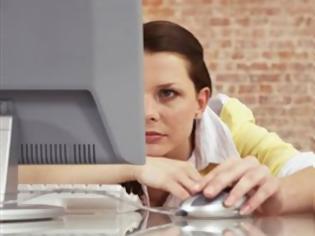 Φωτογραφία για Ανά δύο ώρες διάλειμμα για όσους δουλεύουν μπροστά σε οθόνες