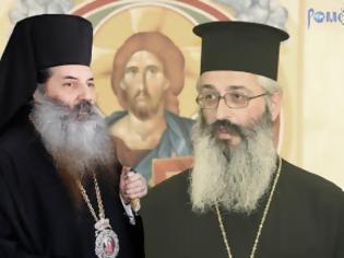 Μητροπολίτης Αλεξανδρουπόλεως: ''Δεν συμφωνώ με την γραμμή Πειραιώς''