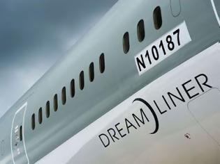 Φωτογραφία για Μηχανική βλάβη για Boeing 787 στη Βοστώνη