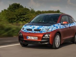 Φωτογραφία για BMW i3: Επαναπροσδιορισμός της οδηγικής απόλαυσης