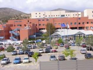 Φωτογραφία για Επίθεση κατά του Αδ.Γεωργιάδη στο Αττικό Νοσοκομείο