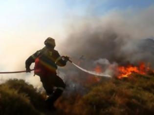 Φωτογραφία για Αιτωλοακαρνανία: Σε εξέλιξη φωτιά στον Βατόκαμπο