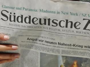 Φωτογραφία για Süddeutsche Zeitung: Δεν υπάρχει κανένα σχέδιο για την Ελλάδα
