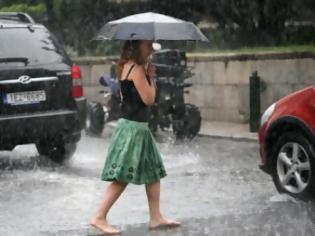 Φωτογραφία για Άστατος ο καιρός τo Σάββατο - Δείτε σε ποιες περιοχές θα βρέξει