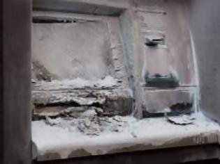 Φωτογραφία για Φωτιά σε ΑΤΜ στους Αμπελόκηπους