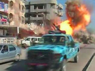 Φωτογραφία για Δεκάδες νεκροί από έκρηξη μέσα σε τέμενος