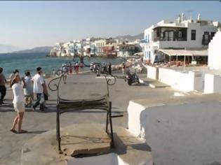 Φωτογραφία για Σημαντική ενίσχυση των τουριστικών εισπράξεων
