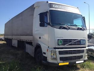 Φωτογραφία για Έβρος: Έκρυβε τέσσερις λαθρομετανάστες στους άξονες του φορτηγού!