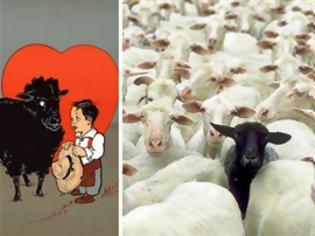 Φωτογραφία για ΔΕΙΤΕ: Τα γνωστότερα μαύρα πρόβατα της Ιστορίας...