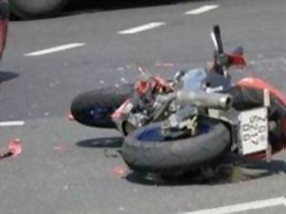 Φωτογραφία για Σύγκρουση ταξί με δίκυκλο στο κέντρο του Ρεθύμνου