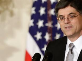Φωτογραφία για Στην Αθήνα, σήμερα, ο υπουργός Οικονομικών των ΗΠΑ, Τζακ Λιου