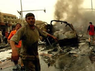 Φωτογραφία για Ιράκ: 65 νεκροί από μπαράζ βομβιστικών επιθέσεων