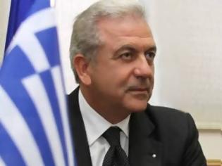 Φωτογραφία για Συνάντηση ΥΕΘΑ Δημήτρη Αβραμόπουλου με τον ΥΠΑΜ της Κυπριακής Δημοκρατίας Φώτη Φωτίου