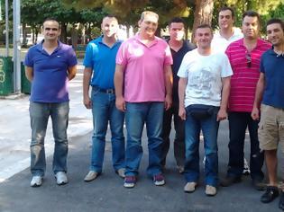 Φωτογραφία για Συγκεντρώθηκαν στην Λάρισα, για δεύτερη φορά, οι Περιφερειακές Ενώσεις Στρατιωτικών (φώτο)