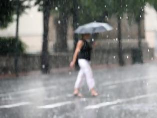 Φωτογραφία για Έκτακτο δελτίο επιδείνωσης καιρoύ: Έρχονται καταιγίδες και χαλαζοπτώσεις