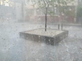 Φωτογραφία για Έκτακτο δελτίο επιδείνωσης καιρού - Έρχονται καταιγίδες, χαλάζι και άνεμοι 7 μποφόρ