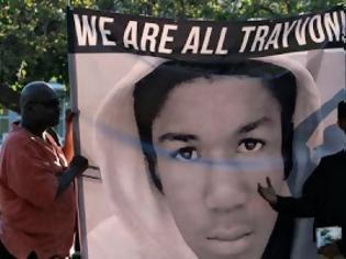 Φωτογραφία για Δεκάδες συγκεντρώσεις διαμαρτυρίας στις ΗΠΑ για τον Τρέιβον Μάρτιν