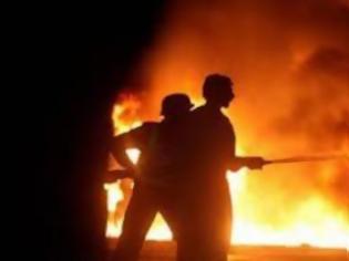 Φωτογραφία για Υπό έλεγχο η φωτιά στην Αχαΐα