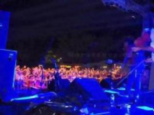 Φωτογραφία για Σάρωσε η πρεμιέρα του 2ου Φεστιβάλ Πόζαρ στα Λουτρά Αριδαίας