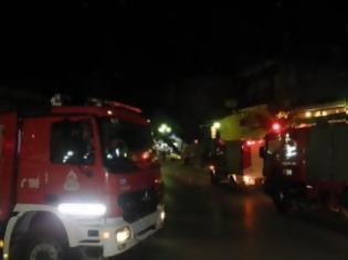 Φωτογραφία για Νεκρός σε πυρκαγιά στη Λιοσίων