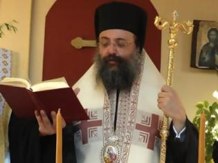 Φωτογραφία για Συγκλονισμένος ο Mητροπολίτης Πατρών από τις εκδηλώσεις των Ρώσων για τον σταυρό του Aγ.Ανδρέα