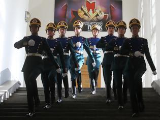 Φωτογραφία για Οι φρουροί του Κρεμλίνου και τα μυστικά τους