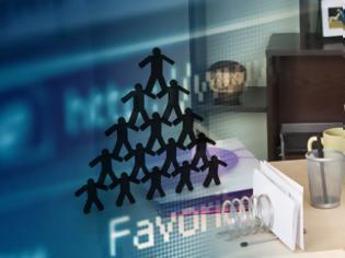 Φωτογραφία για Το κόλπο των επιχειρήσεων που λειτουργούν βάσει πυραμιδικών συστημάτων...