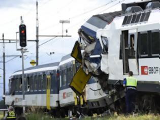 Φωτογραφία για Αγνοείται η τύχη ενός μηχανοδηγού στην Ελβετία