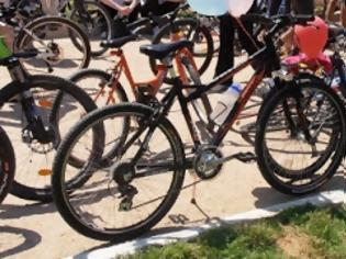 Φωτογραφία για Έκλεψαν τα ποδήλατα με τα οποία κάνουν δωρεάν βόλτα οι δημότες!